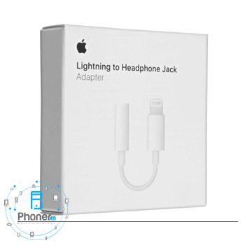 بسته بندی مبدل MMX62 Lightning to Headphone Jack