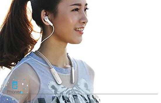 هندزفری بلوتوثی NGS16-01 Encok Neck Hung Wireless Earphone S16
