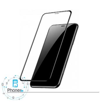 محافظ صفحه نمایش SGAPIPH65-HE01 Rigid Edge Curved screen tempered