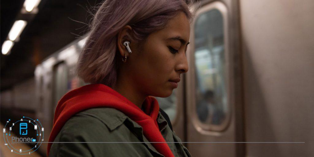 بهترین کیفیت صدا با AirPods Pro