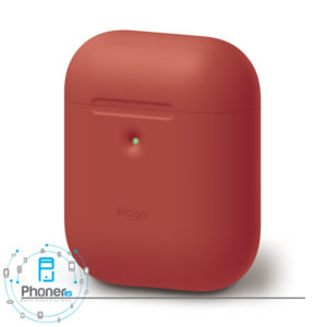 رنگ قرمز Elago EAP2SC Silicone Case