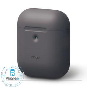 رنگ طوسی Elago EAP2SC Silicone Case
