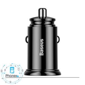 Baseus CCALL-YD01 Circular Plastic A+A Dual Quick Charger