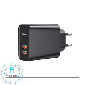 Baseus CCFS-E01 Speed Dual QC3 Quick Charger
