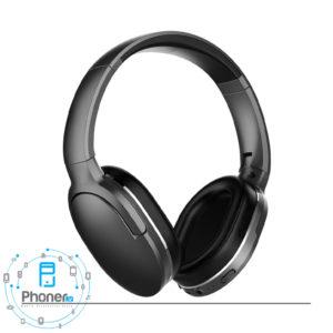 رنگ مشکی هدفون Baseus NGD02-01 Encok Wireless Headphone D02