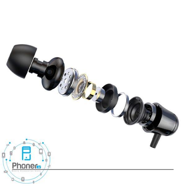 نمای داخلی Baseus NGH13-01 Encok 3.5mm Wired Earphone