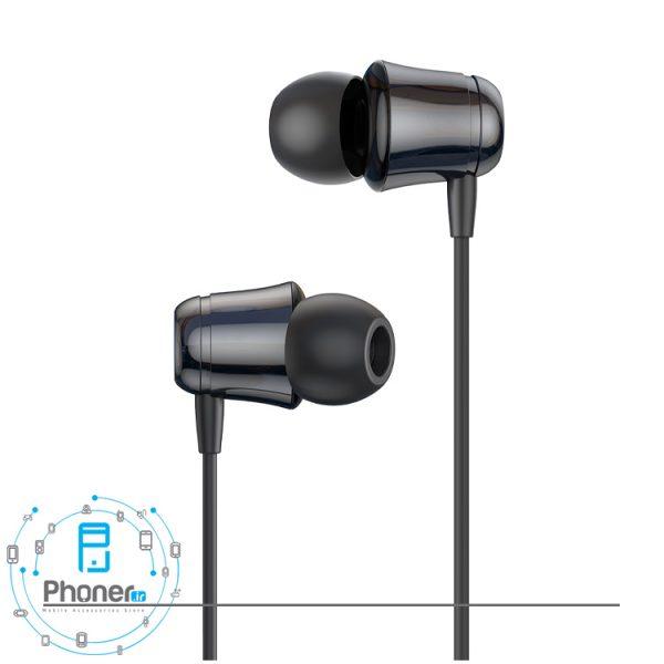 رنگ مشکی Baseus NGH13-01 Encok 3.5mm Wired Earphone