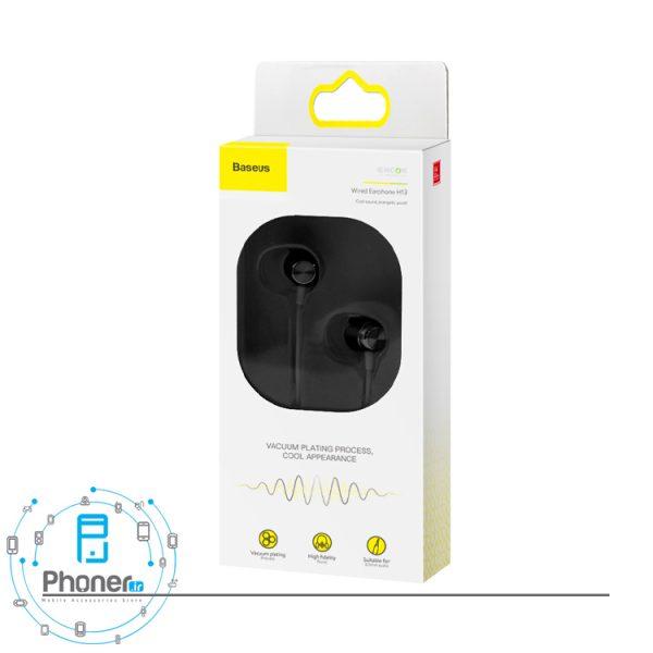 بسته بندی Baseus NGH13-01 Encok 3.5mm Wired Earphone