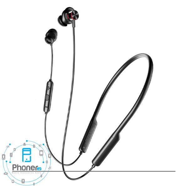 نمای کلی Baseus NGS12-01 Encok Wireless Headphone S12