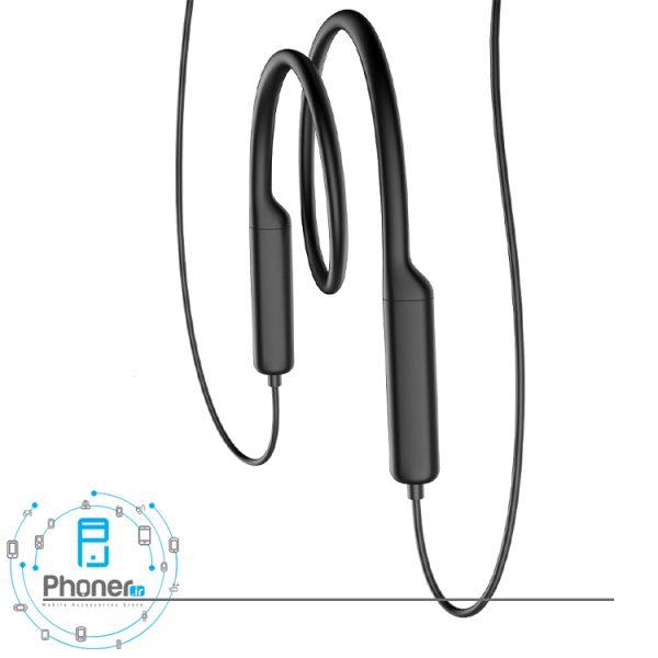 انعطاف پذیری بالای Baseus NGS12-01 Encok Wireless Headphone S12