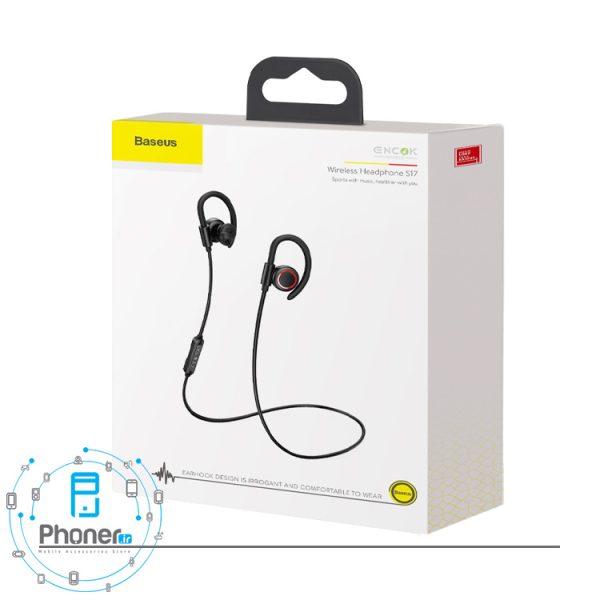 بسته بندی Baseus NGS17-01 Encok Wireless Headphone S17