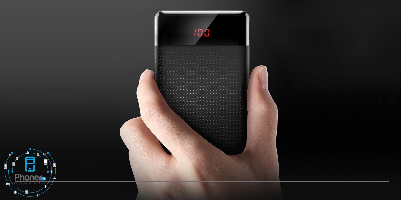 نمایشگر درصد شارژ Baseus PPALL-AKU01 Mini Digital Display Power Bank