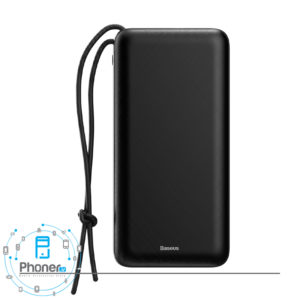 رنگ مشکی Baseus PPALL-DXQ01 Mini Q PD Quick Charger Power Bank