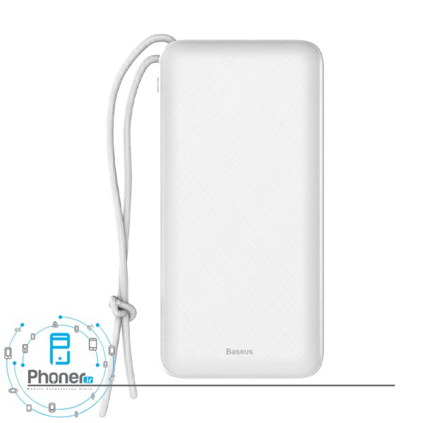 رنگ سفید Baseus PPALL-DXQ01 Mini Q PD Quick Charger Power Bank