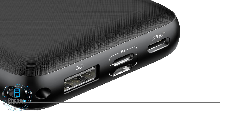 درگاه های شارژ Baseus PPALL-DXQ01 Mini Q PD Quick Charger Power Bank