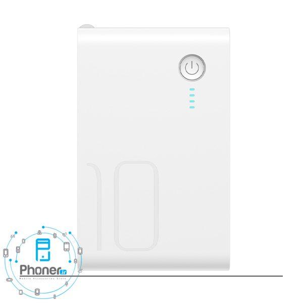 رنگ سفید Baseus PPNLDT909-01 Power Bank Power station 2in1