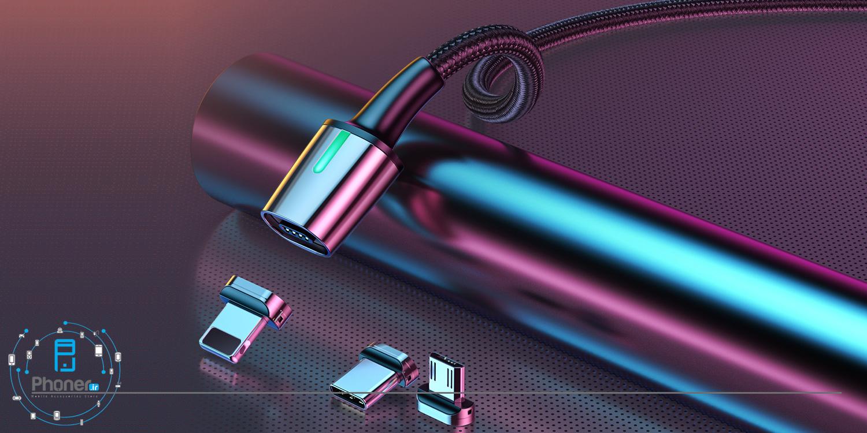 کابل TZCAXC-A01 Zinc Magnetic Cable Kit بیسوس
