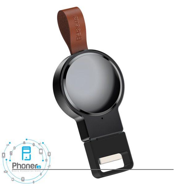 شارژر وایرلس Baseus WXYDIW02-01 Dotter Wireless Charger For Apple Watch