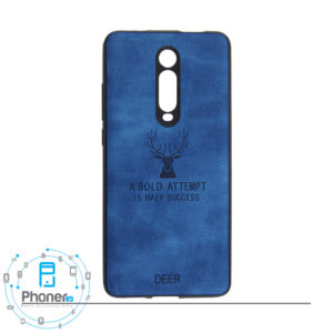 رنگ آبی DEER PSCK20 Patterned Silicone Case
