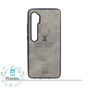 Deer PSCMN10 Patterned Silicone Case