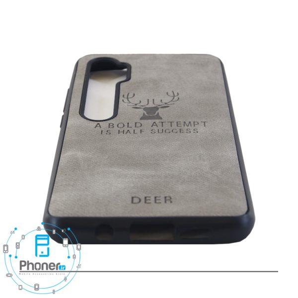 نمای زاویه Deer PSCMN10 Patterned Silicone Case