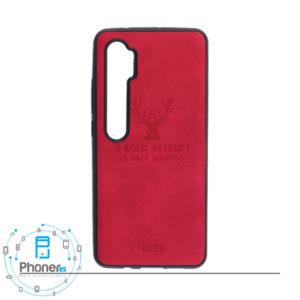 رنگ قرمز Deer PSCMN10 Patterned Silicone Case