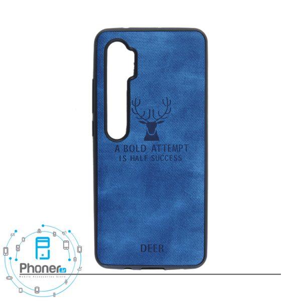 رنگ آبی Deer PSCMN10 Patterned Silicone Case