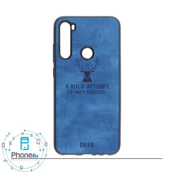 رنگ آبی DEER PSCRN8 Patterned Silicone Case