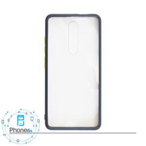 رنگ مشکی Xiaomi CSCK20 Clear Silicone Case