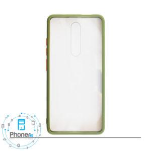 رنگ سبز Xiaomi CSCK20 Clear Silicone Case