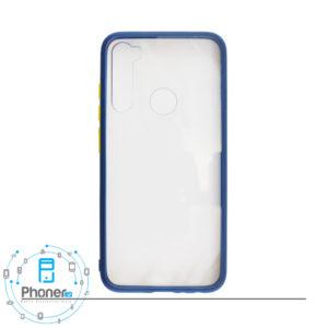 رنگ آبی Xiaomi CSCRN8 Clear Silicone Case