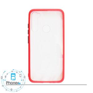 رنگ قرمز Xiaomi CSCRN8 Clear Silicone Case