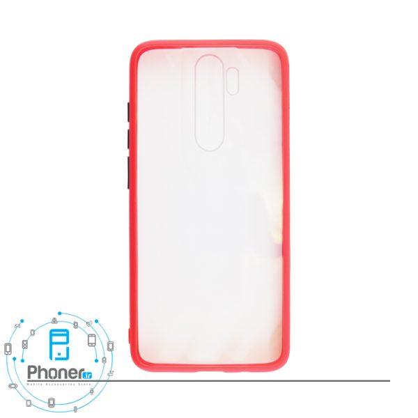رنگ قرمز Xiaomi CSCRN8P Clear Silicone Case
