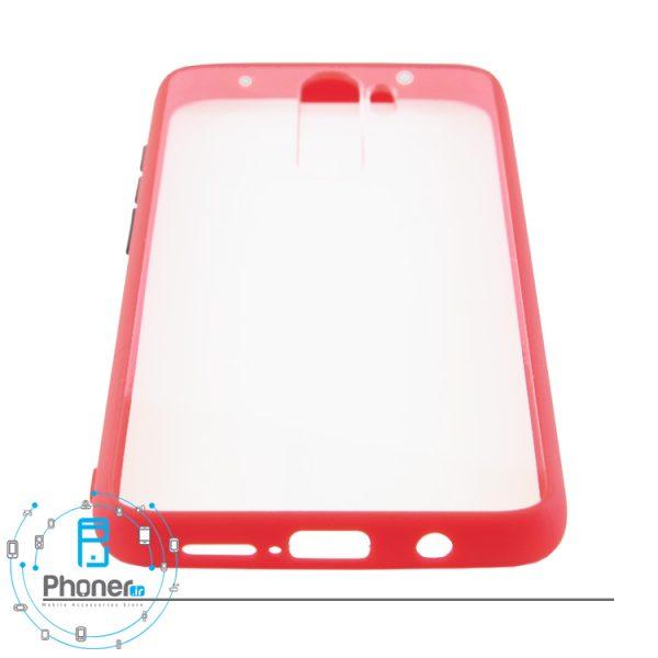 نمای زاویه پایین Xiaomi CSCRN8P Clear Silicone Case