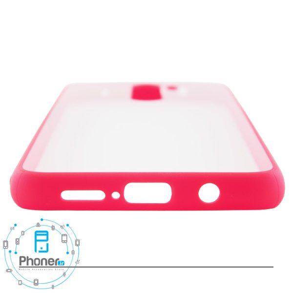 نمای پایین Xiaomi CSCRN8P Clear Silicone Case
