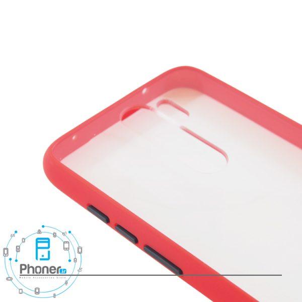 نمای زاویه کناری Xiaomi CSCRN8P Clear Silicone Case