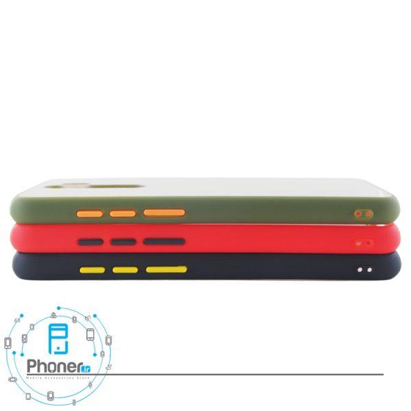 چند رنگ Xiaomi CSCRN8P Clear Silicone Case