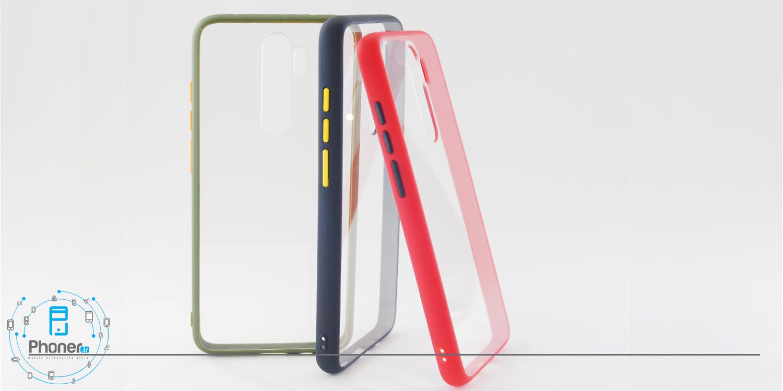 چند رنگ متن Xiaomi CSCRN8P Clear Silicone Case