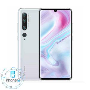 رنگ سفید گوشی موبایل Xiaomi Mi Note 10 Pro