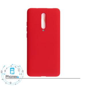 رنگ قرمز Xiaomi SCK20 Silicone Case