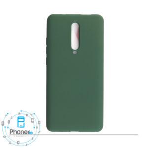 رنگ سبز Xiaomi SCK20 Silicone Case