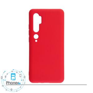 رنگ قرمز Xiaomi SCMN10 Silicone Case