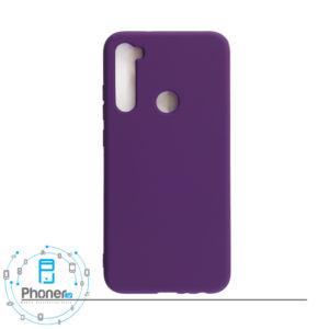 رنگ بنفش Xiaomi SCRN8 Silicone Case
