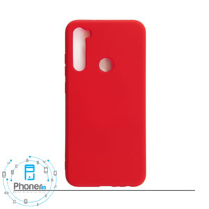 رنگ قرمز Xiaomi SCRN8 Silicone Case