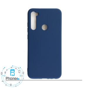 رنگ آبی Xiaomi SCRN8 Silicone Case