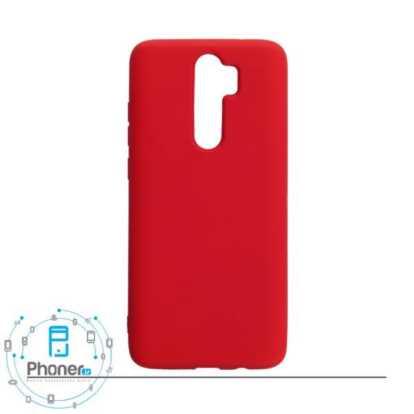 رنگ قرمز Xiaomi SCRN8P Silicone Case