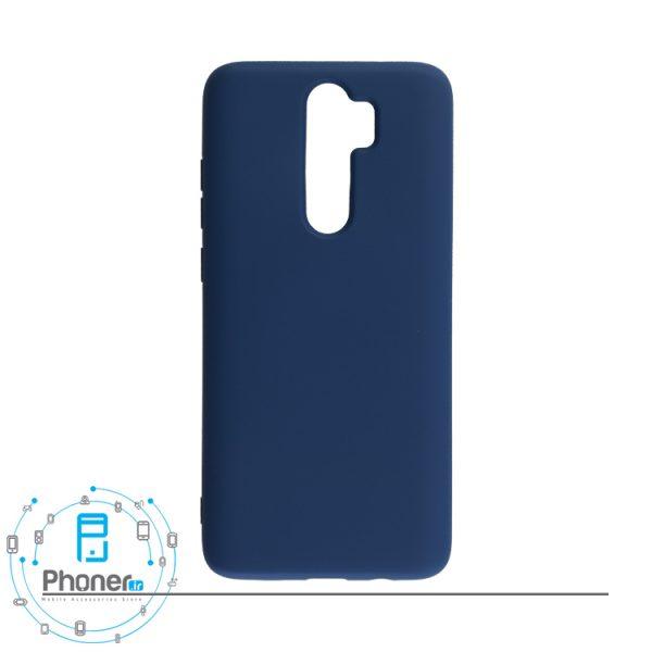 رنگ آبی تیره Xiaomi SCRN8P Silicone Case