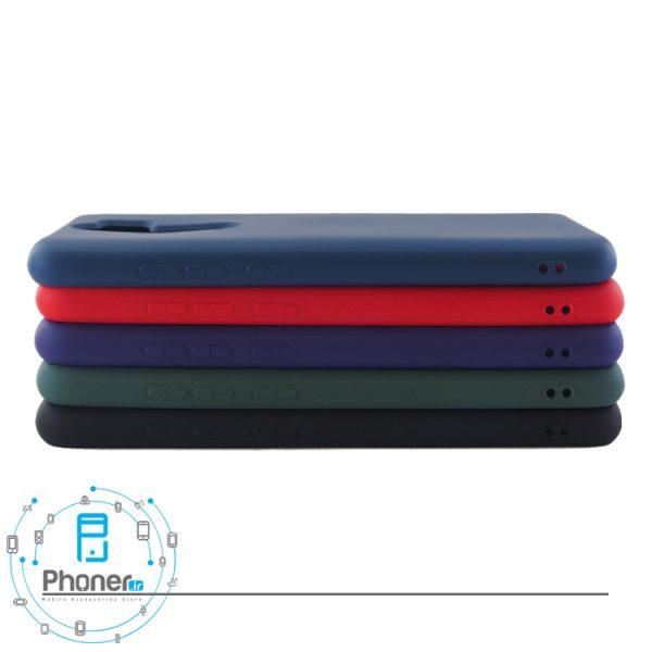 چند رنگ رنگ قرمز Xiaomi SCRN8P Silicone Case