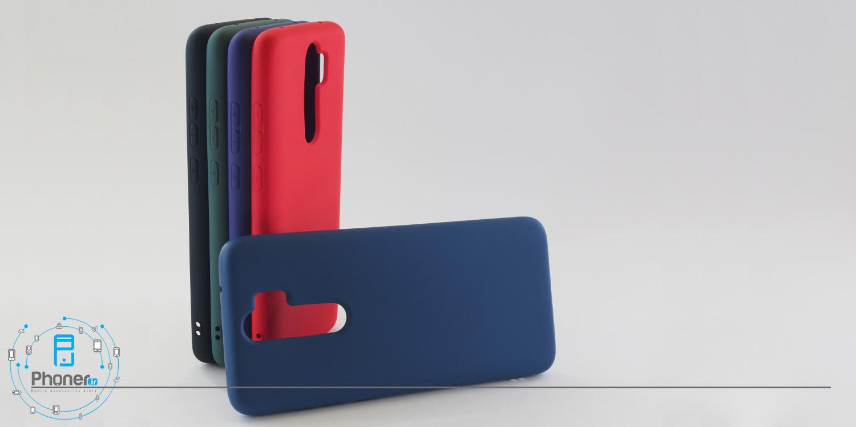 چند رنگ متن Xiaomi SCRN8 Silicone Case