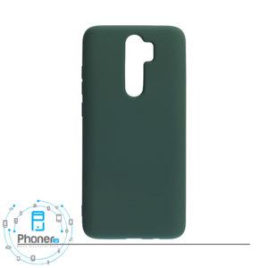 رنگ سبز تیره Xiaomi SCRN8P Silicone Case